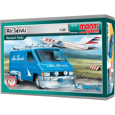 Monti System MS 05 - Air Servis 1:48