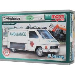 Monti System MS 06 - Ambulance 1:35