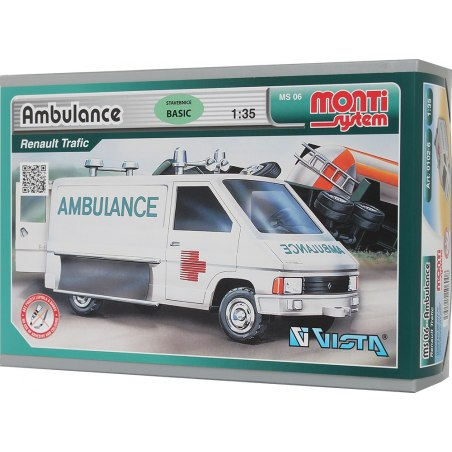 Monti System MS 06 - Ambulance 1:35