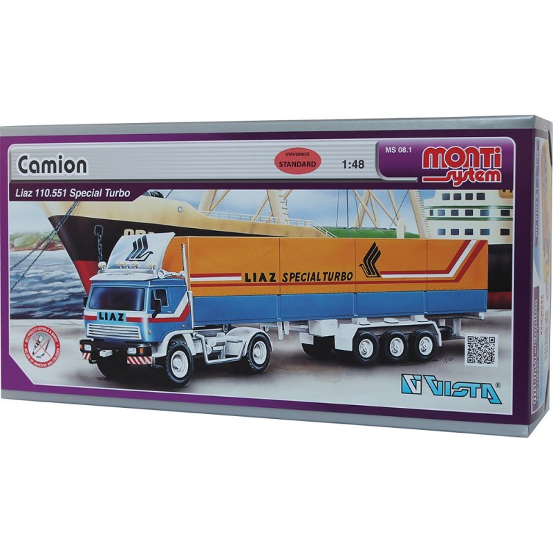 Monti System MS 08.1 - Camion 1:48