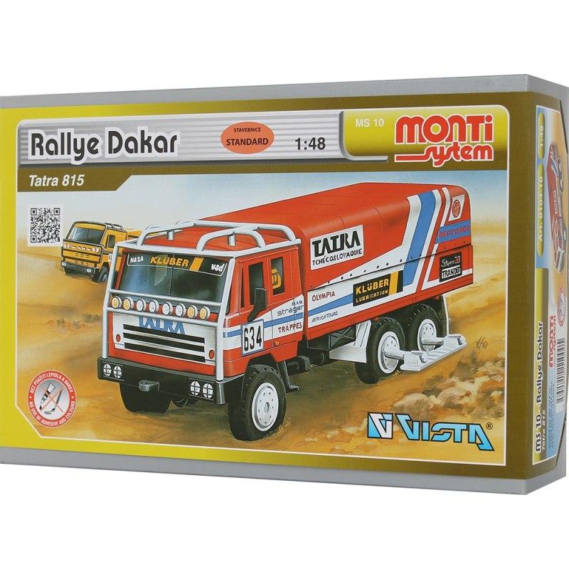 Monti System MS 10 - Rallye Dakar 1:48
