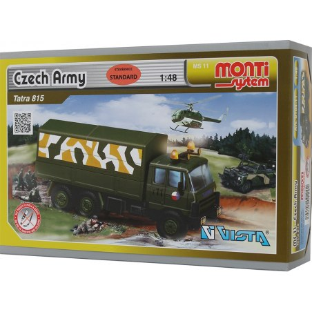 Monti System MS 11 - Czech Army 1:48