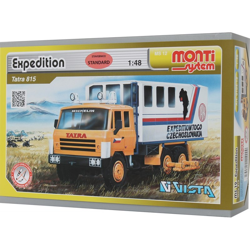 Monti System MS 12 - Expedice 1:48