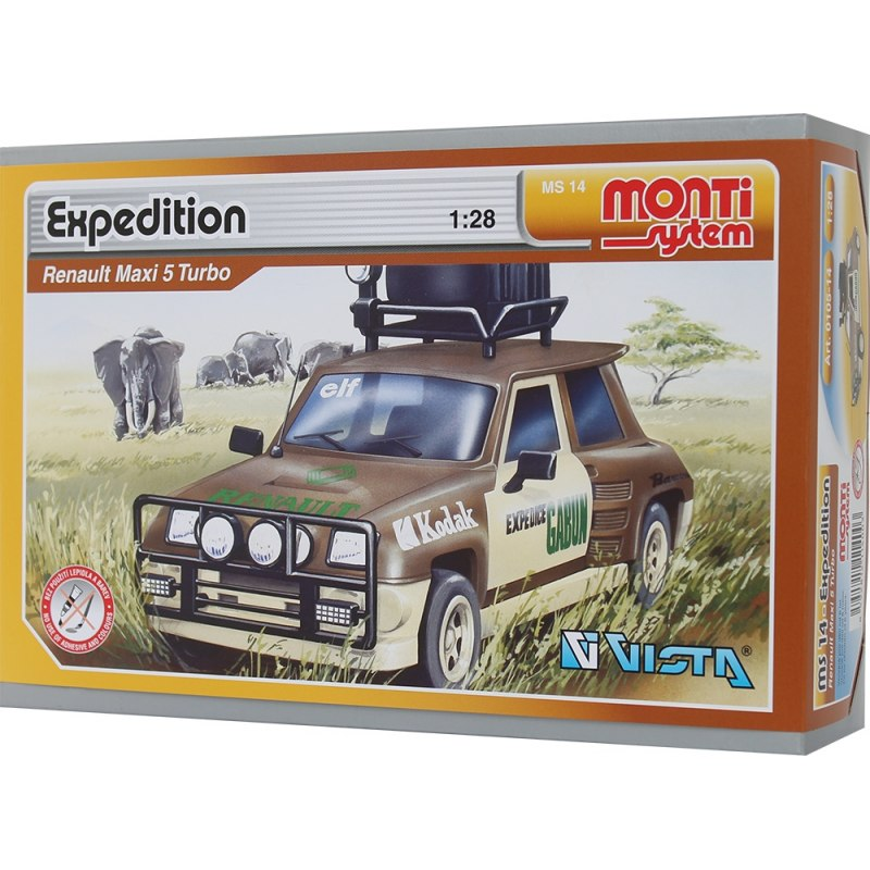 Monti System MS 14 - Expedition 1:28
