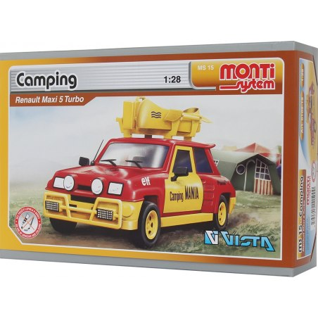 Monti System MS 15 - Camping 1:28
