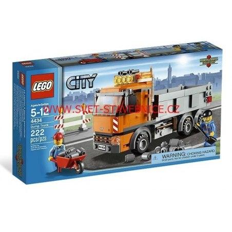 LEGO CITY - Sklápěčka 4434