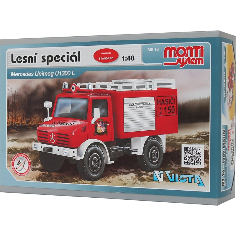 Monti System MS 16 - Fire Brigade 1:48