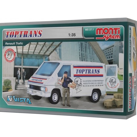 Monti System MS 27.1 - Toptrans Trafic 1:35