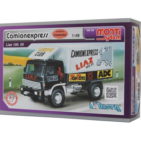 Monti System MS 28 - Camionexpress 1:48