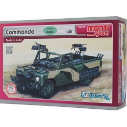 Monti System MS 29 - Commando Land Rover 1:35