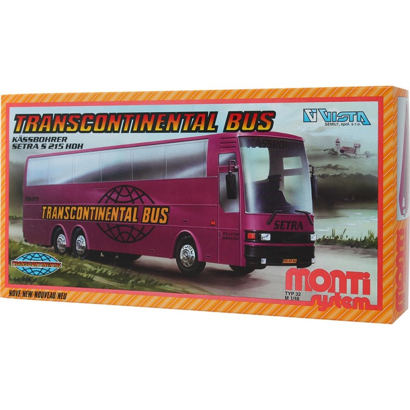 Monti System MS 32 - Transcontinental 1:48