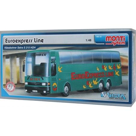 Monti System MS 33 - Euroexpress Line 1:48