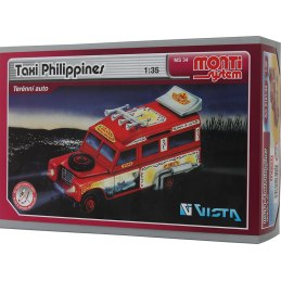 Monti System MS 34 - Taxi Philipiny 1:35