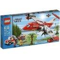 LEGO CITY - Hasičské letadlo 4209