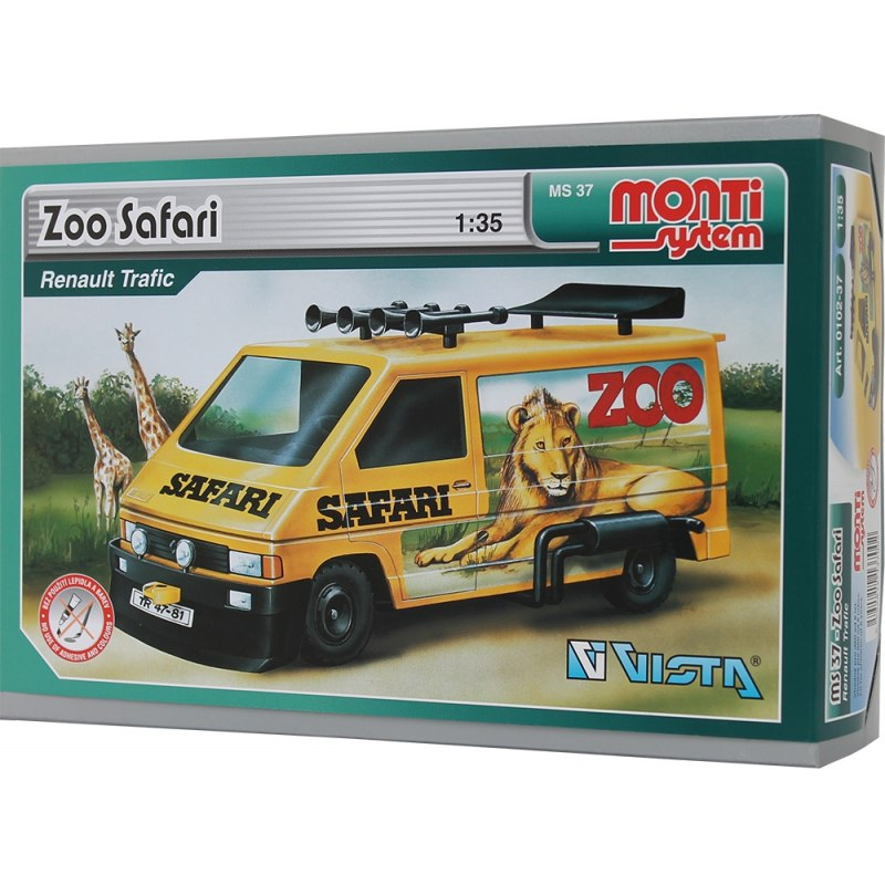 Monti System MS 37 - Zoo Safari 1:35