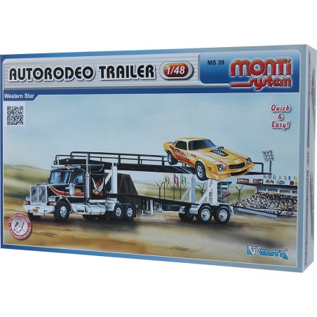 Monti System MS 39 - Autorodeo Trailer 1:48
