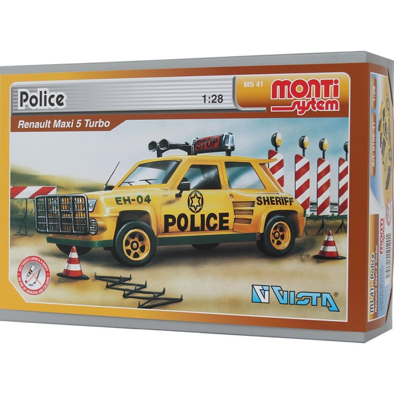 Monti System MS 41 - Police 1:28