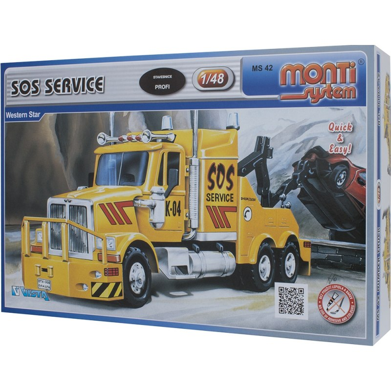 Monti System MS 42 - SOS Service 1:48