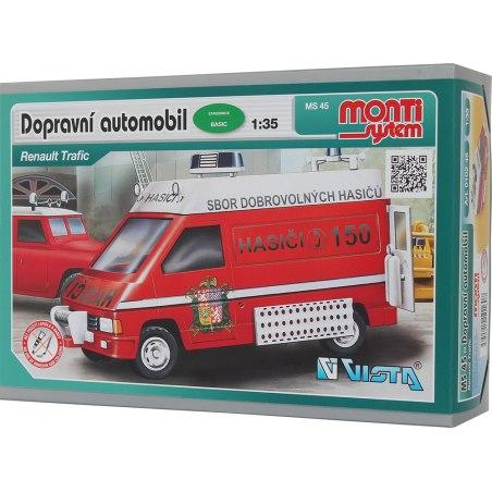 Monti System MS 45 - Dopravní automobil 1:35