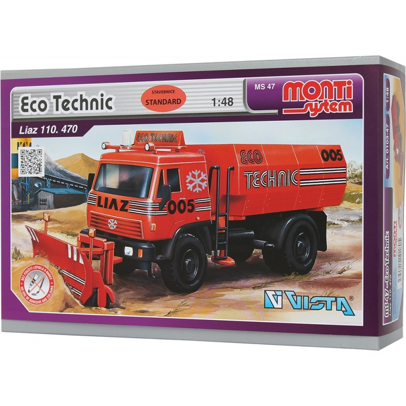 Monti System MS 47 - Eco Technic 1:48