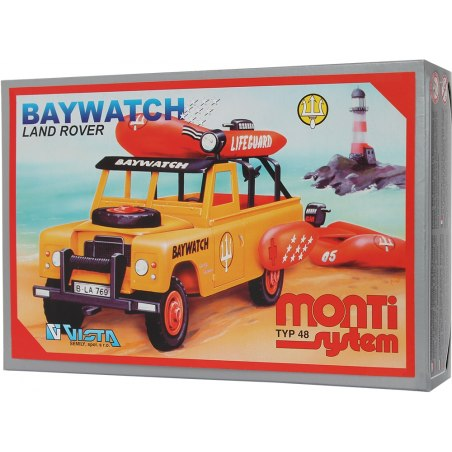Monti System MS 48 - Baywatch 1:35