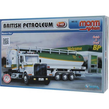 Monti System MS 52 - British Petroleum 1:48