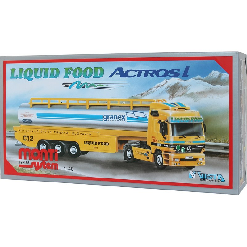Monti System MS 55 - Liquid Food 1:48