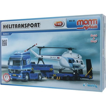 Monti System MS 58 - Helitransport 1:48