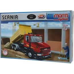 Monti System MS 62.1 - Scania červená 1:48