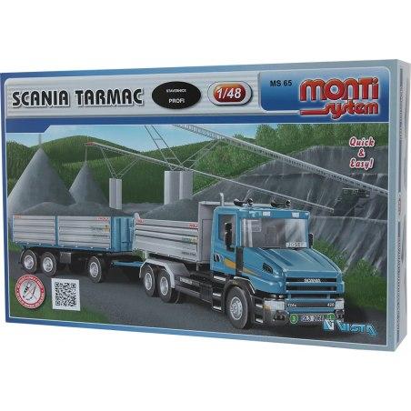 Monti System MS 65 - Scania Tarmac 1:48