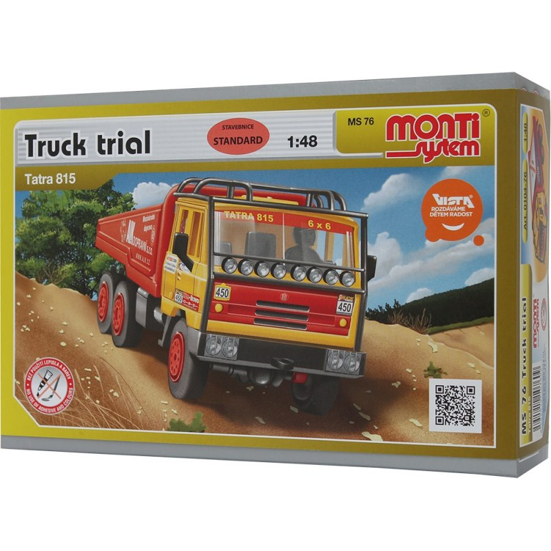 Monti System MS 76 - Truck trial 1:48