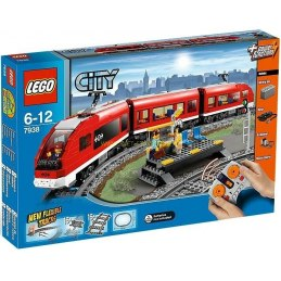 LEGO City - Osobní vlak 7938