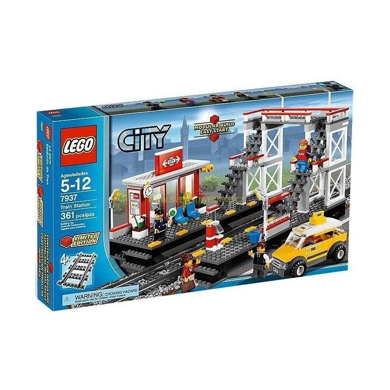 LEGO City - Nádraží 7937