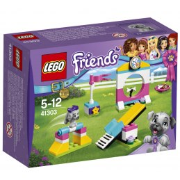 LEGO Friends 41303 Hřiště pro štěňátka