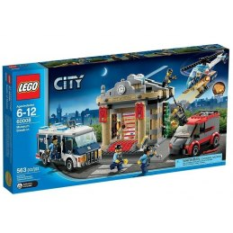LEGO CITY - Krádež v muzeu 60008