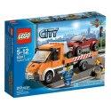 LEGO CITY - Auto s plochou korbou 60017
