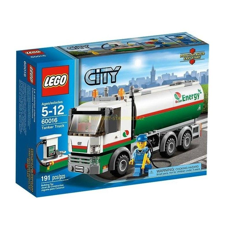 LEGO CITY - Cisterna 60016