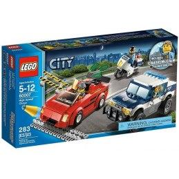 LEGO CITY - Policejní honička 60007