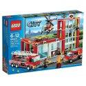 LEGO CITY - Hasičská stanice 60004
