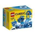 LEGO Classic 10706 Modrý kreativní box
