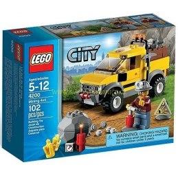 LEGO CITY - Těžba 4x4 4200