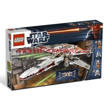 LEGO STAR WARS - Hvězdná stíhačka X-wing 9493
