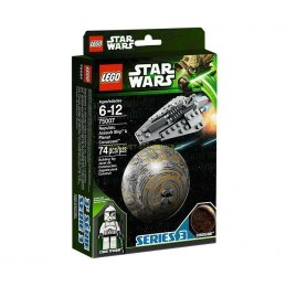 LEGO SW - Republic Assault Ship & Planet Coruscant 75007