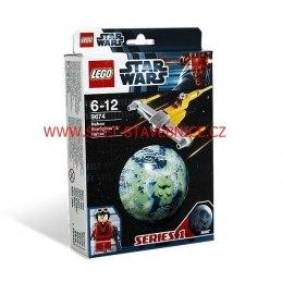 LEGO STAR WARS - Hvězdná stíhačka Naboo 9674