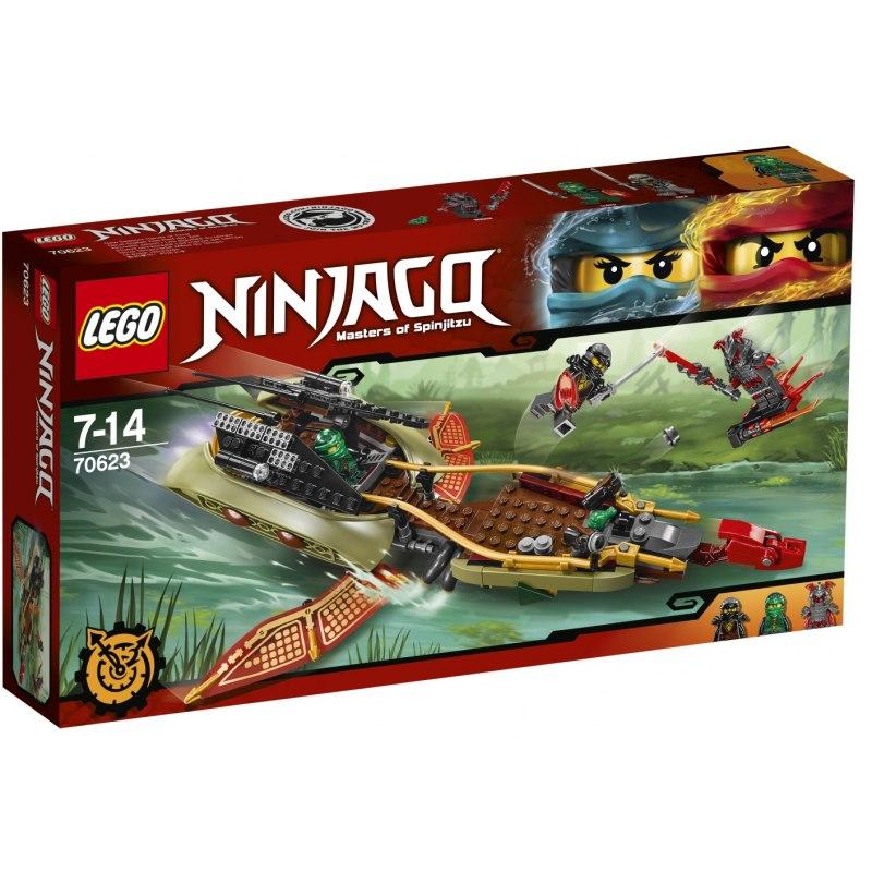 LEGO Ninjago 70623 Stín osudu