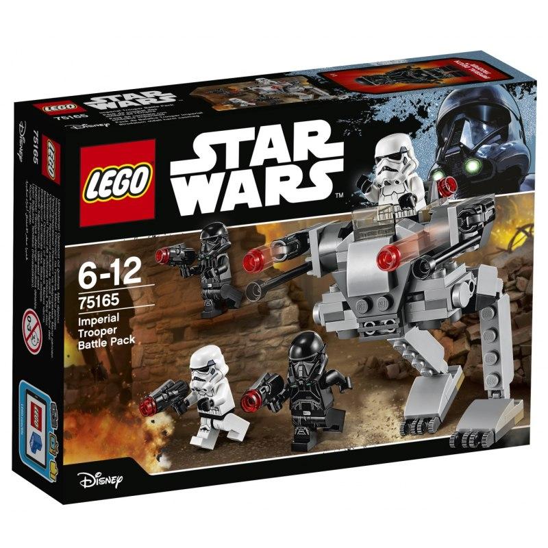 LEGO Star Wars 75165 Bitevní balíček vojáků Impéria