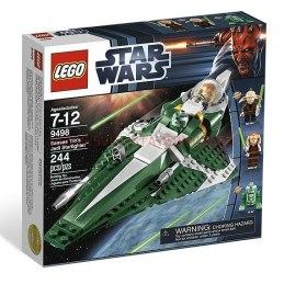 LEGO STAR WARS - Hvězdná stíhačka Jediho Saesee 9498
