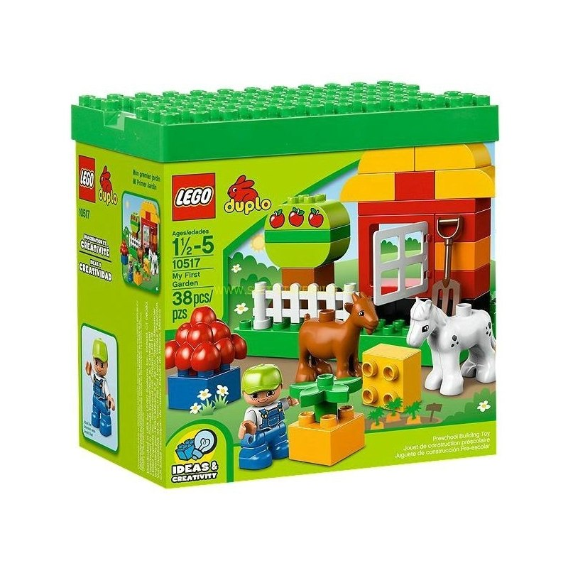 LEGO DUPLO - Moje první zahrada 10517