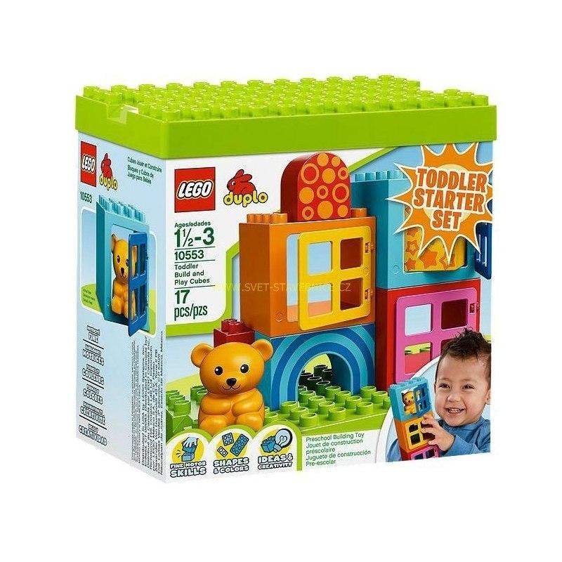 LEGO DUPLO - Moje první stavění pro batolata 10553
