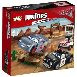 LEGO Juniors 10742 Závodní okruh Willys Butte